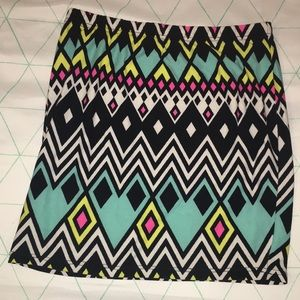 Mini skirt from Gordman's!